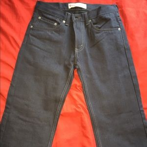 Levi Blue jeans regular